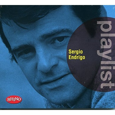 PLAYLIST: SERGIO ENDRIGO CD