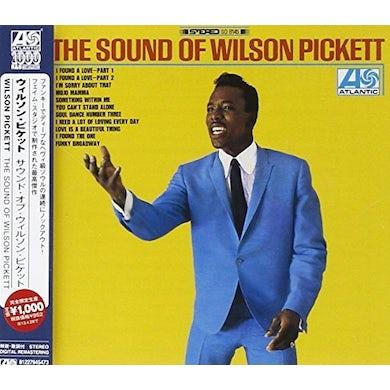SOUND OF WILSON PICKETT CD
