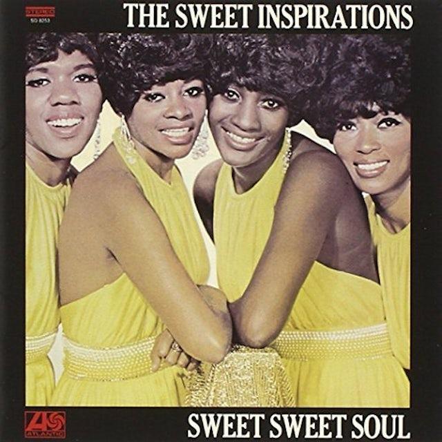 Sweet Inspirations SWEET SWEET SOUL CD