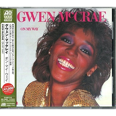 Gwen Mccrae ON MY WAY CD