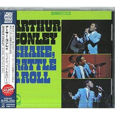 Arthur Conley SHAKE RATTLE & ROLL CD