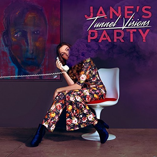 Jane's Party TUNNEL VISIONS CD