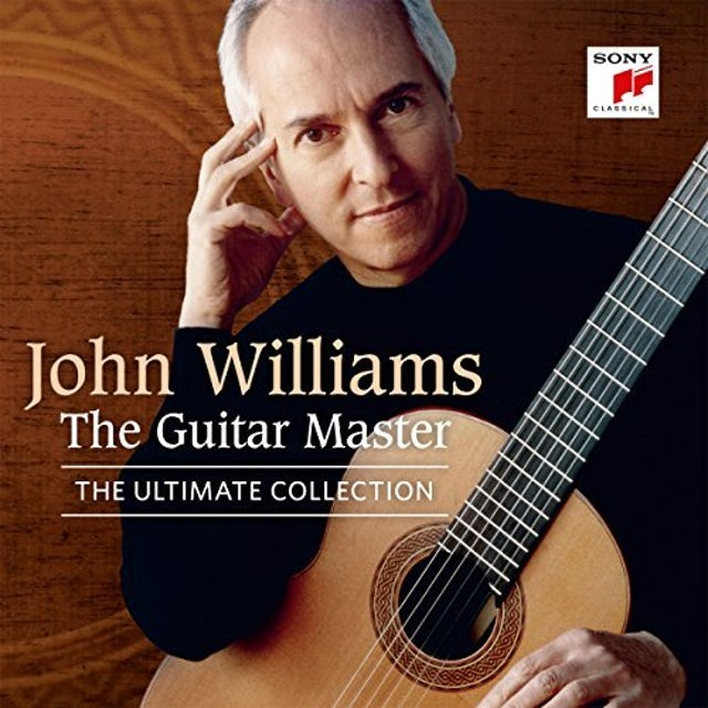 John Williams GUITAR MASTER CD