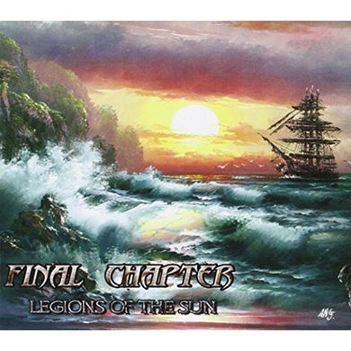Final Chapter LEGIONS OF THE SUN CD