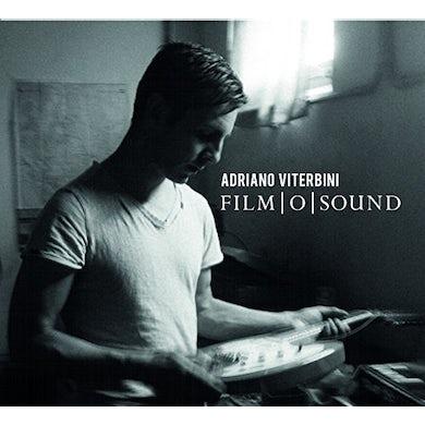 Adriano Viterbini FILMOSOUND CD