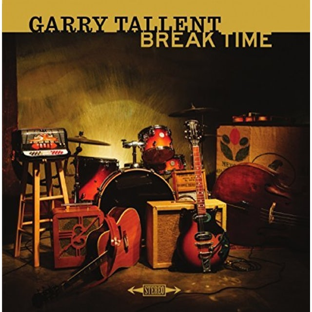 Garry Tallent BREAK TIME CD