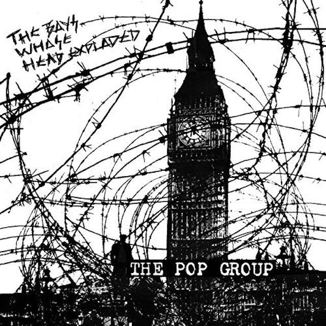 The Pop Group BOYS WHOSE HEAD EXPOLODED CD