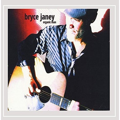 Bryce Janey ORGANIC MAN CD