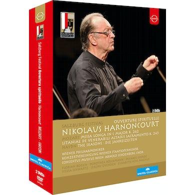 SALZBURG FESTIVAL NIKOLAUS HARNONCOURT DVD