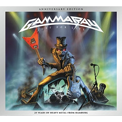 Gamma Ray LUST FOR LOVE CD
