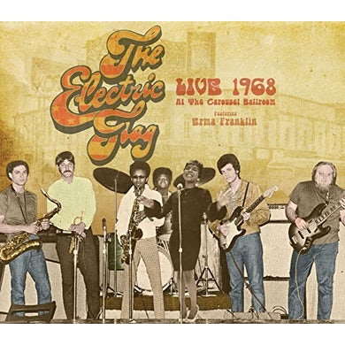 Electric Flag LIVE 1968 Vinyl Record