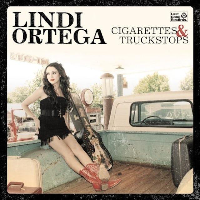 Lindi Ortega CIGARETTES & TRUCKSTOPS Vinyl Record