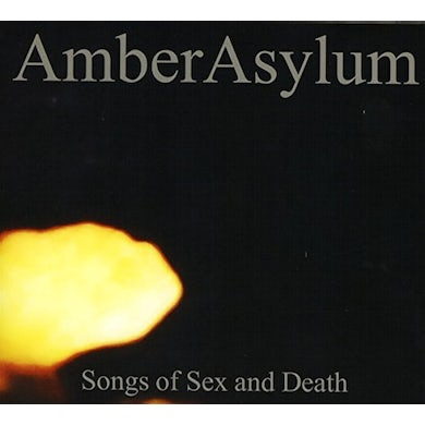 Amber Asylum SONGS OF SEX AND DEATH CD