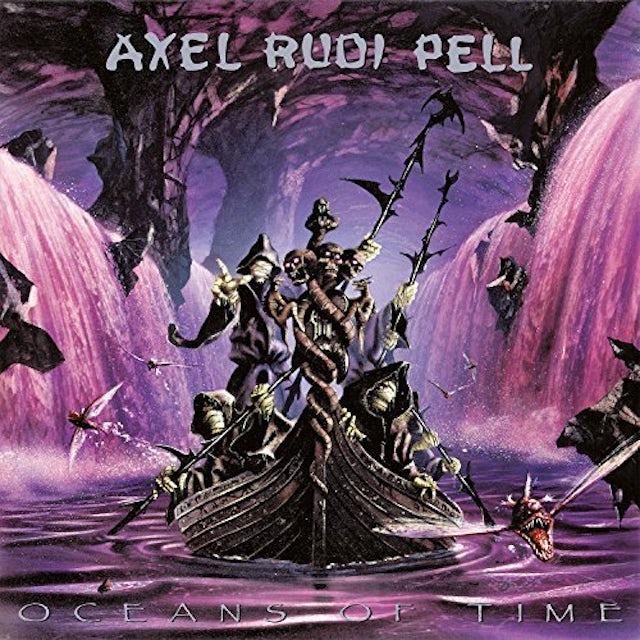 Axelrudi Pell OCEANS OF TIME Vinyl Record