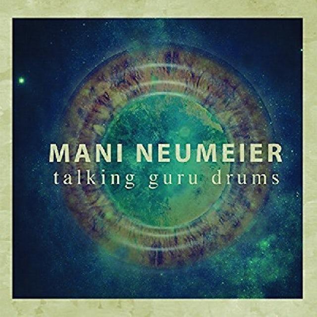 Mani Neumeier TALKING GURU DRUMS CD