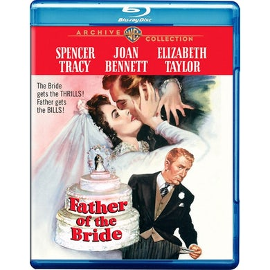 FATHER OF THE BRIDE Blu-ray