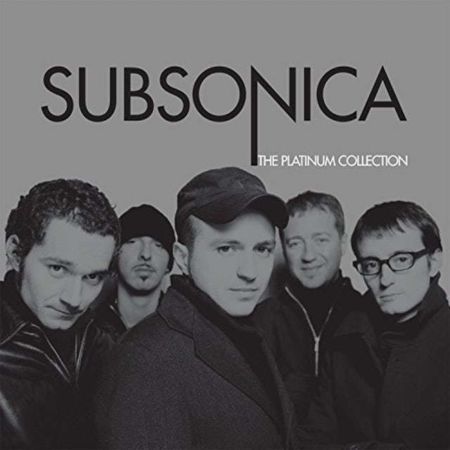 Subsonica PLATINUM COLLECTION CD