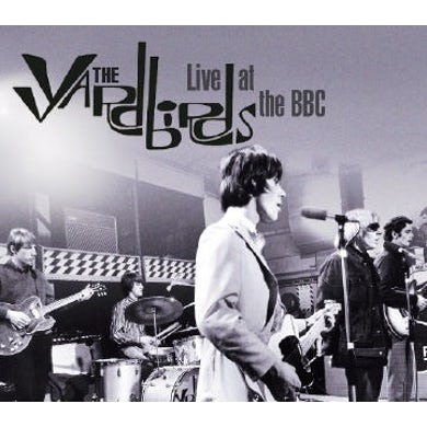 The Yardbirds LIVE AT THE BBC CD