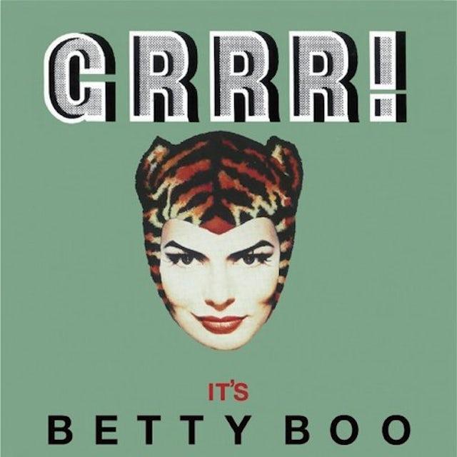GRRR IT'S BETTY BOO: DELUXE EDITION CD