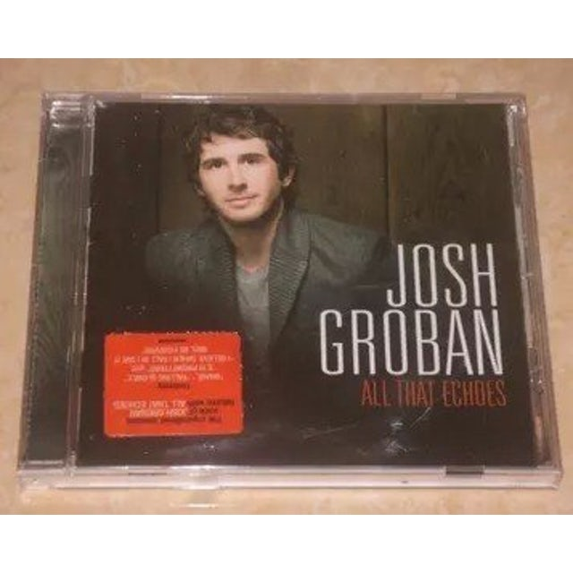 Josh Groban ALL THAT ECHOES: DELUXE EDITION CD