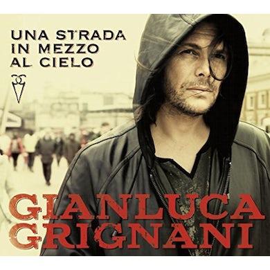 Gianluca Grignani UNA STRADA IN MEZZO AL CIELO CD