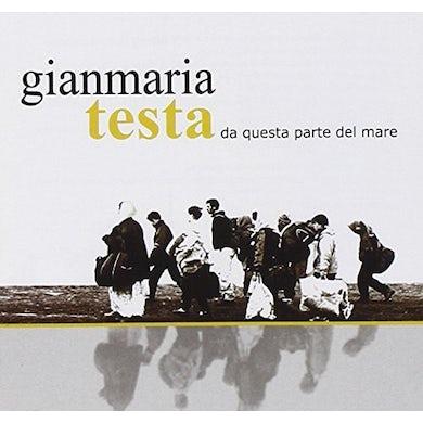 Gianmaria Testa DA QUESTA PARTE DEL MARE (NEW EDITION) CD