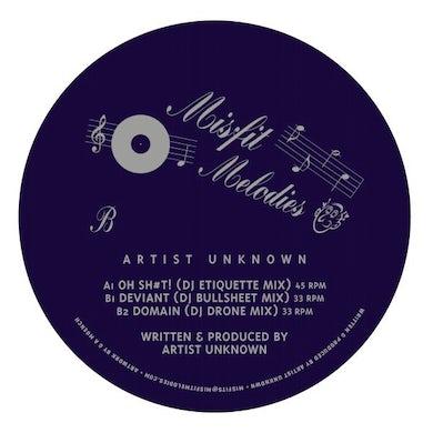Artist Unknown OH SHIT Vinyl Record
