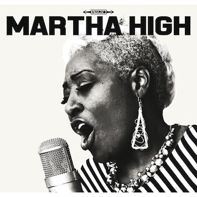 Martha High SINGING FOR THE GOOD TIMES CD