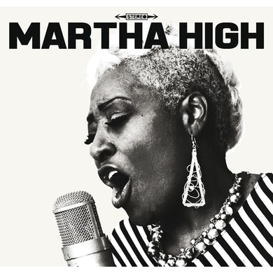 Martha High SINGING FOR THE GOOD TIMES Vinyl Record