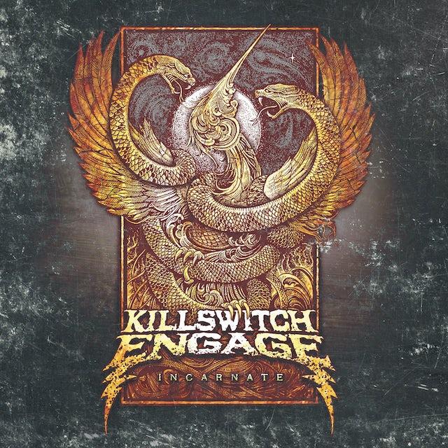 Killswitch Engage INCARNATE Vinyl Record