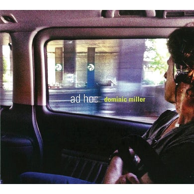 Dominic Miller AD HOC Vinyl Record