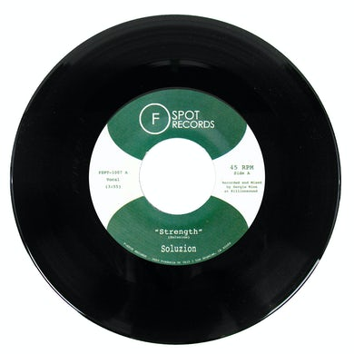 SOLUZION STRENGTH / NYOKA Vinyl Record