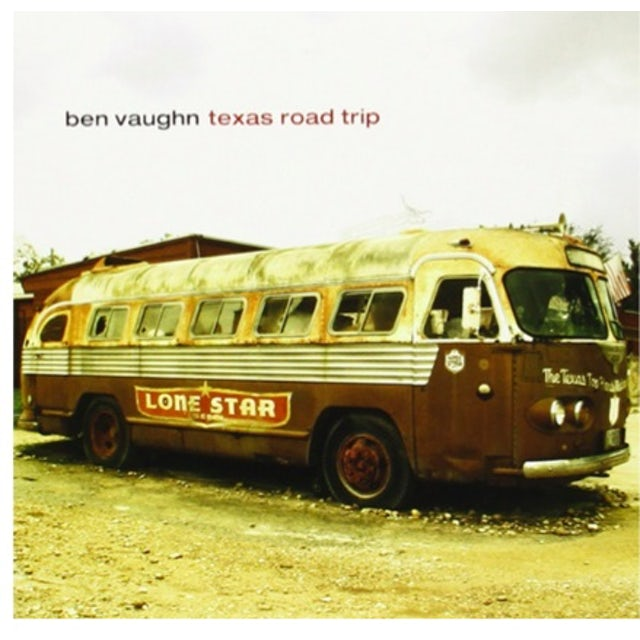 Ben Vaughn TEXAS ROAD TRIP Vinyl Record