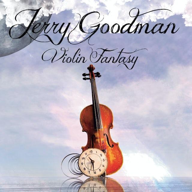 Jerry Goodman VIOLIN FANTASY CD