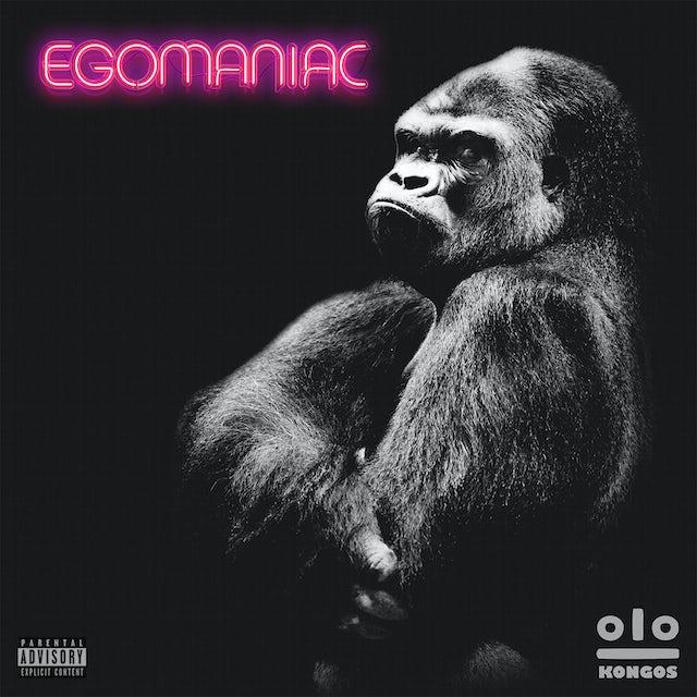 Kongos EGOMANIAC CD