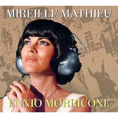 MIREILLE MATHIEU ENNIO MORRICONE CD