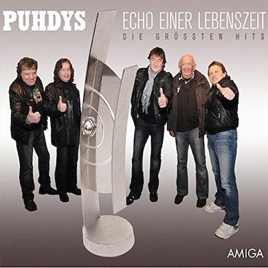 Puhdys ECHO EINER LEBENSZEIT CD