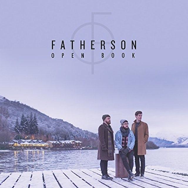 Fatherson OPEN BOOK CD