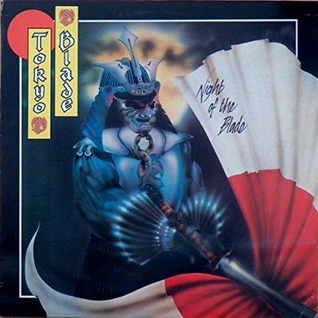 Tokyo Blade NIGHT OF THE BLADE: DELUXE EDITION CD