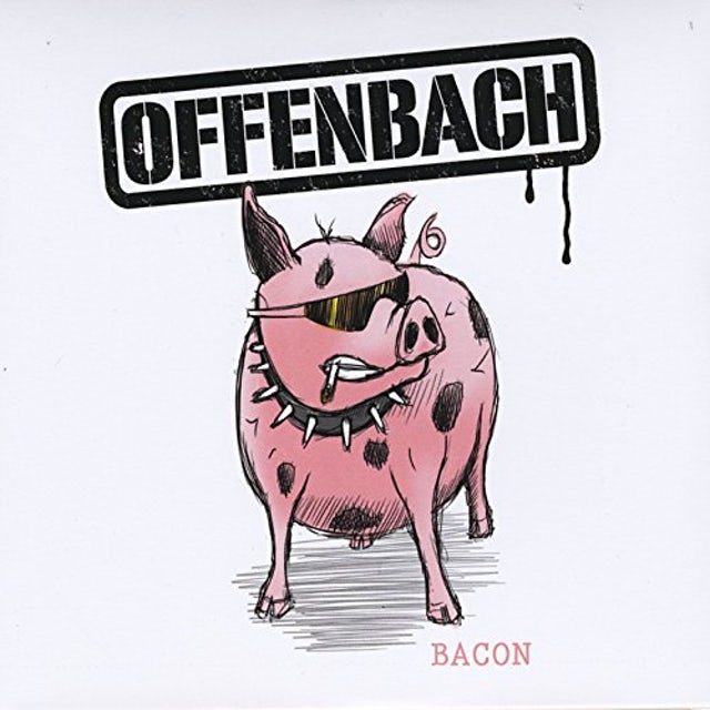 Offenbach BACON CD