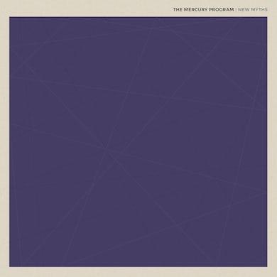 Mercury Program NEW MYTHS (DL CARD) Vinyl Record