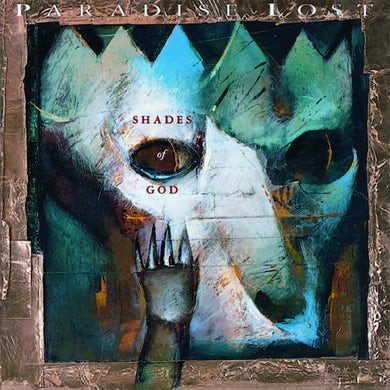 Paradise Lost SHADES OF GOD Vinyl Record