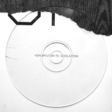 AGF KON:3P>UTION TO: E[VOL]UTION CD