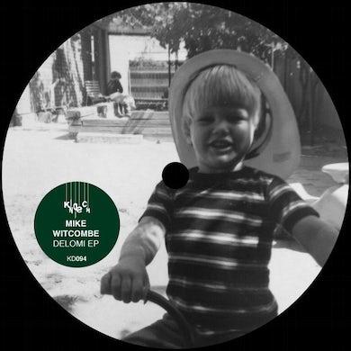 Mike Witcombe DELOMI Vinyl Record