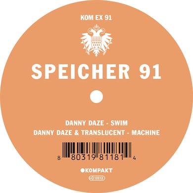 Danny Daze SPEICHER 91 Vinyl Record