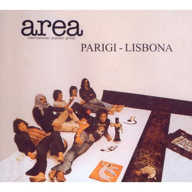 Area PARIGI-LISBONA CD