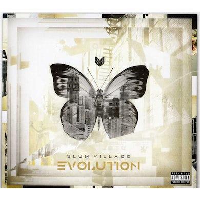 Slum Village EVOLUTION CD