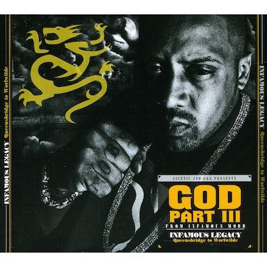 God PART III CD