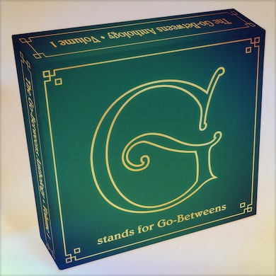 G STAND FOR GO-BETWEENS 1 Vinyl Record - Canada Release