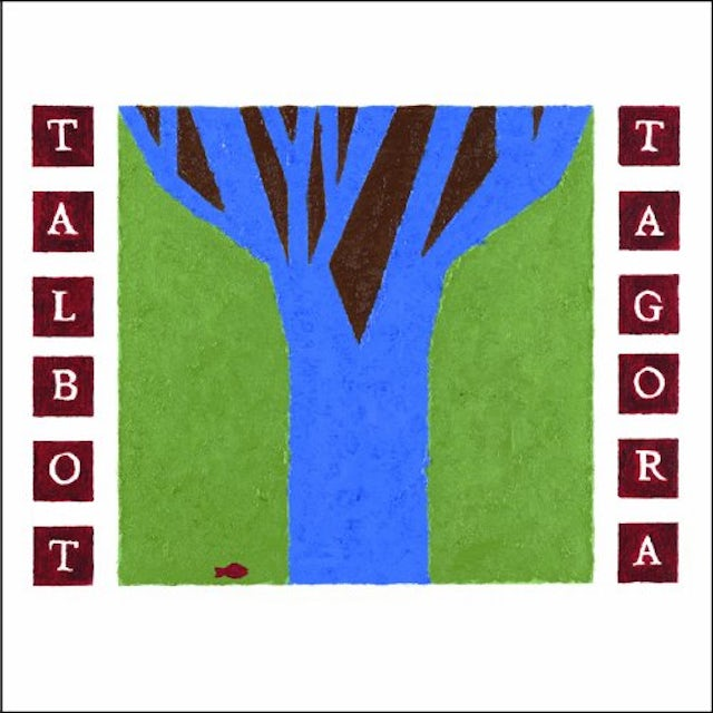 Talbot Tagora LESSONS IN THE WOODS OR A CITY Vinyl Record